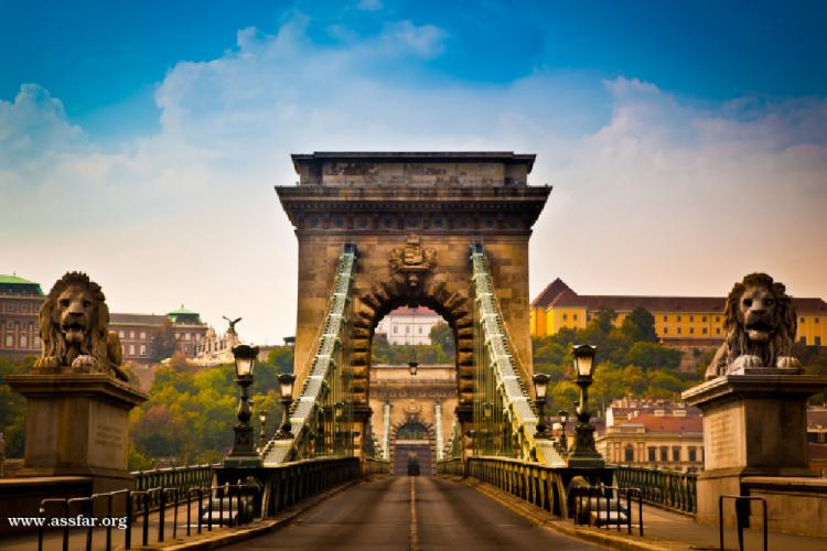 العاصمة المجرية بودابست