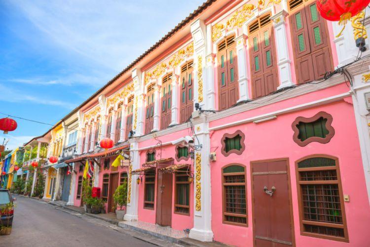 البلدة القديمة في بوكيت