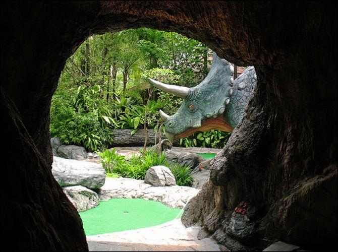 حديقة دينو - Dino Park