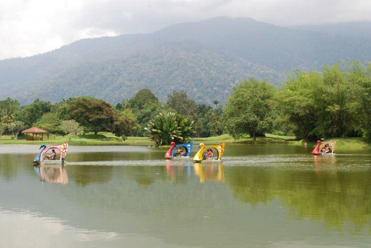 بحيرات مدينة تايبنج