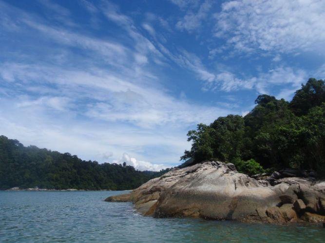 جزيرة بانكور ببيراك