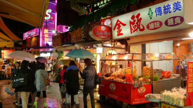 السوق الليلي شيلين