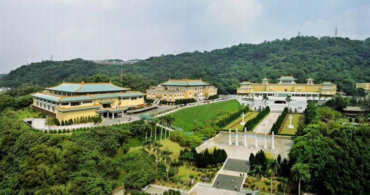 متحف القصر الوطني في تايوان