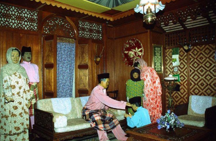 متحف ولاية ترنجانو من الداخل