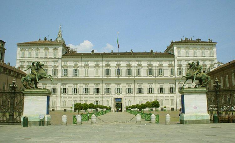 قصر ريال - Palazzo Reale في تورينو