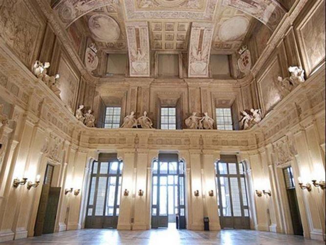"""قصر مادما """"palazzo madama"""""""