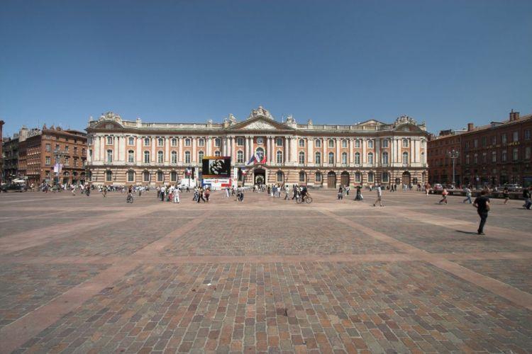 مدينة تولوز - فرنسا