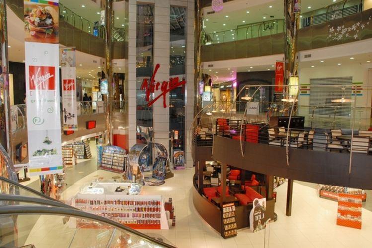 مركز تسوق روشان مول في جدة