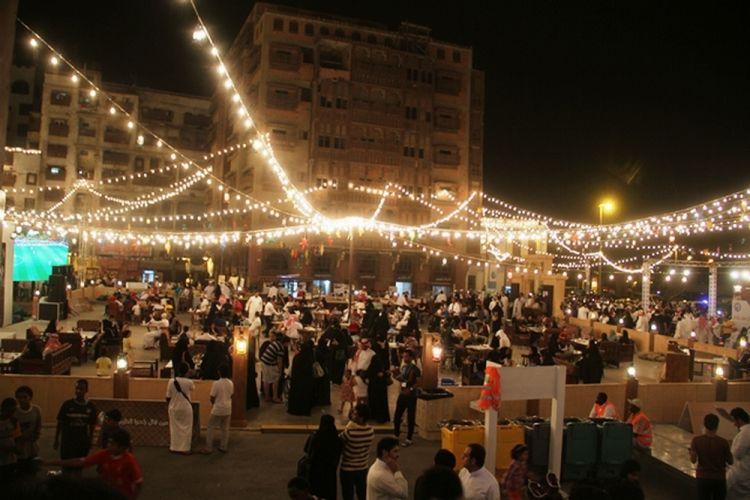 وسط البلد في جدة