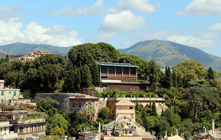 متحف شيوسوني للفن الشرقي في جنوة - إيطاليا