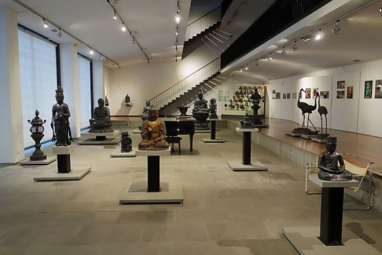 متحف الفنون الشرقية في جنوة - إيطاليا