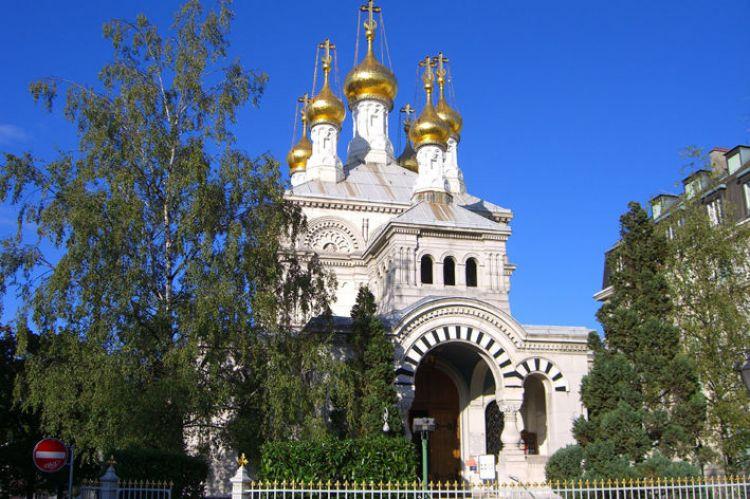 الكنيسة الروسية - Eglise Russe