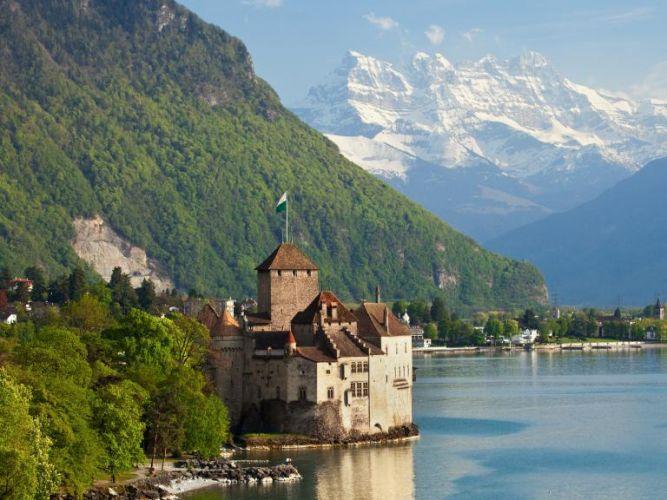 بحيرة جنيف - Lake Geneva