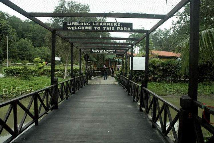 حديقة تانجونج بياي بجوهور