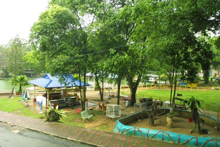حديقة حيوان جوهور - ماليزيا