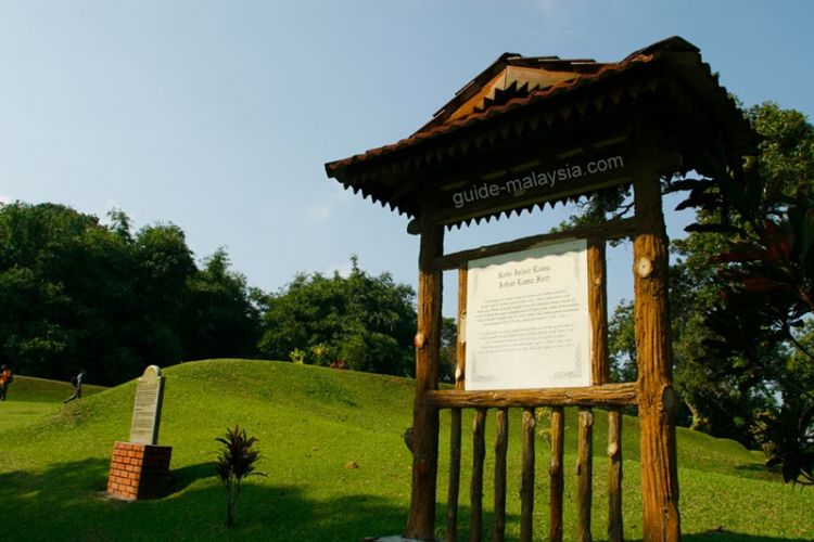 قلعة جوهور القديمة - ماليزيا