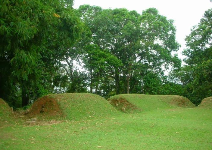 حديقة قلعة جوهور القديمة - ماليزيا
