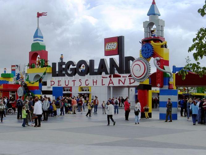 مدينة ليجو لاند الترفيهية في ماليزيا