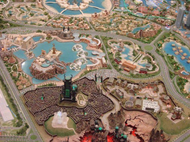 مشاريع دبي لاند