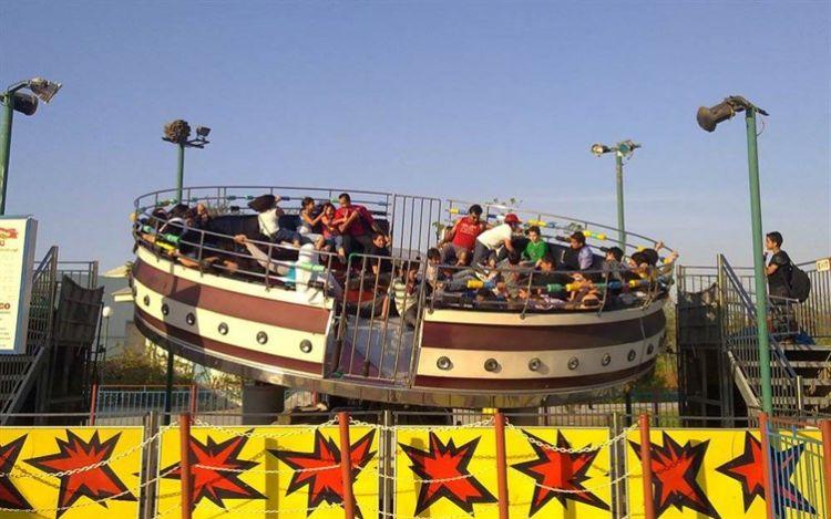 حديقة الألعاب المائية وندر لاند في دبي - الإمارات