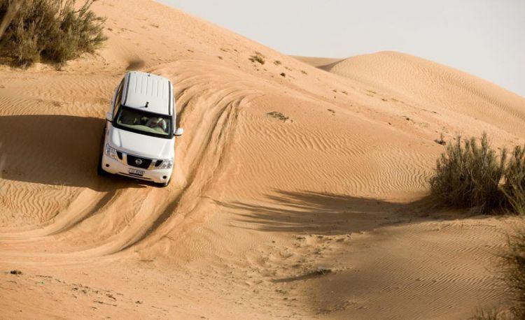 رحلات سفاري في دبي