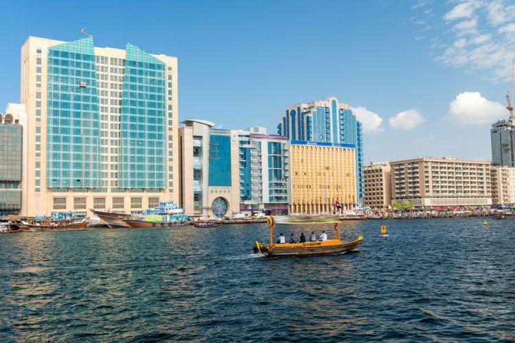 صورة خور دبي