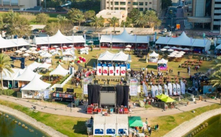 مهرجان مذاق دبي