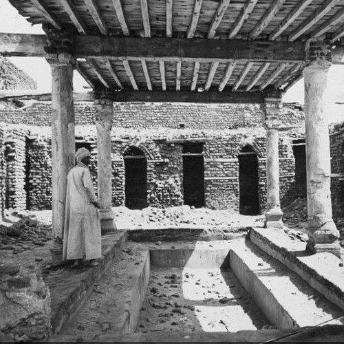 مسجد أبو المعاطي بدمياط