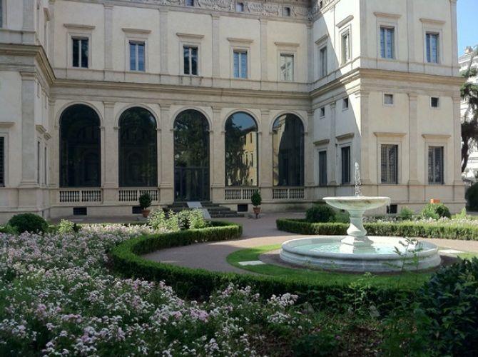 فيلا فارنيسينا في روما