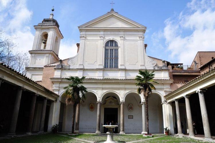 كنيسة سان كليمنتي في روما