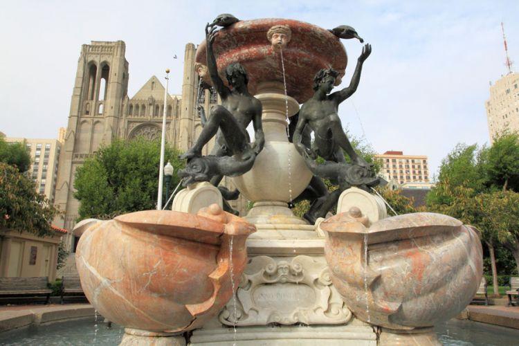 Fontana delle tartarughe Rome