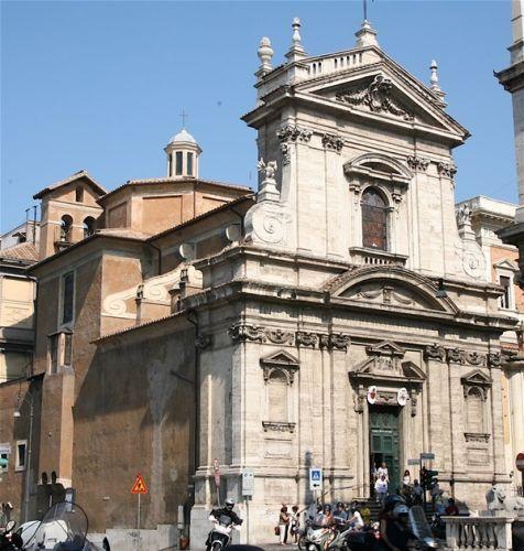 كنيسة ماريا دي فيكتوريا في روما