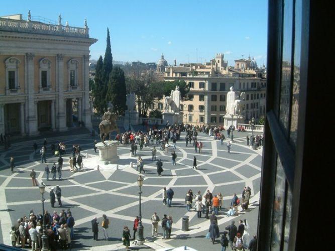 هضبة كابيتولين في روما