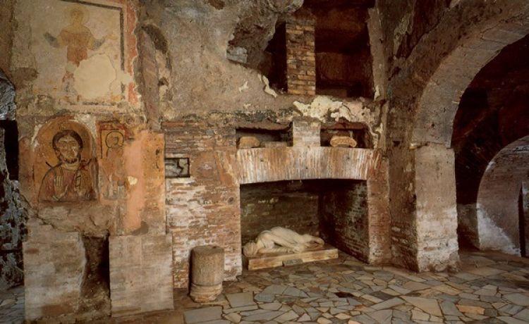 مقبرة كاليكستوس في روما