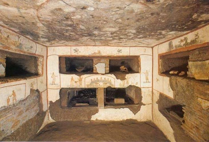 مقبرة كاليكستوس
