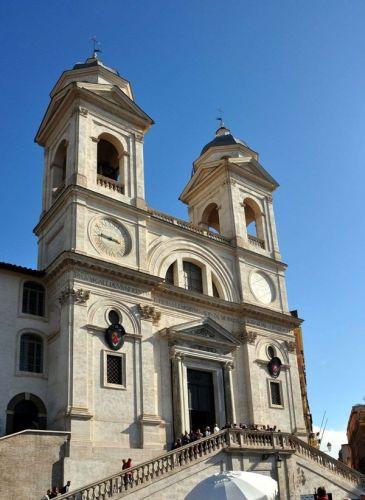 كنيسة ترينيتا دي مونتي