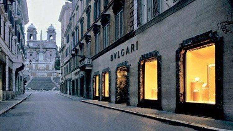 محلات شارع كوندوتي في روما - ايطاليا