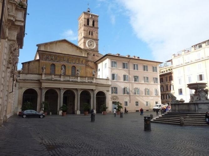 كنيسة سانت ماريا في روما