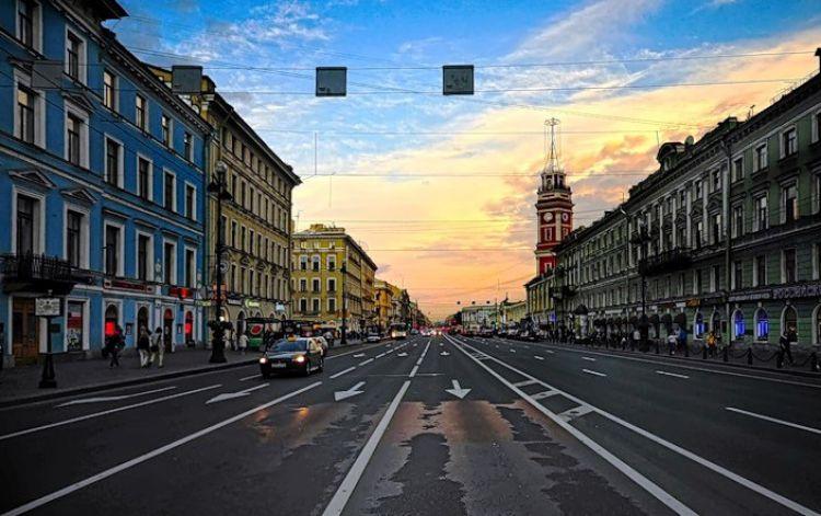 شارع نيفسكي بروسبكت - Nevsky Prospect