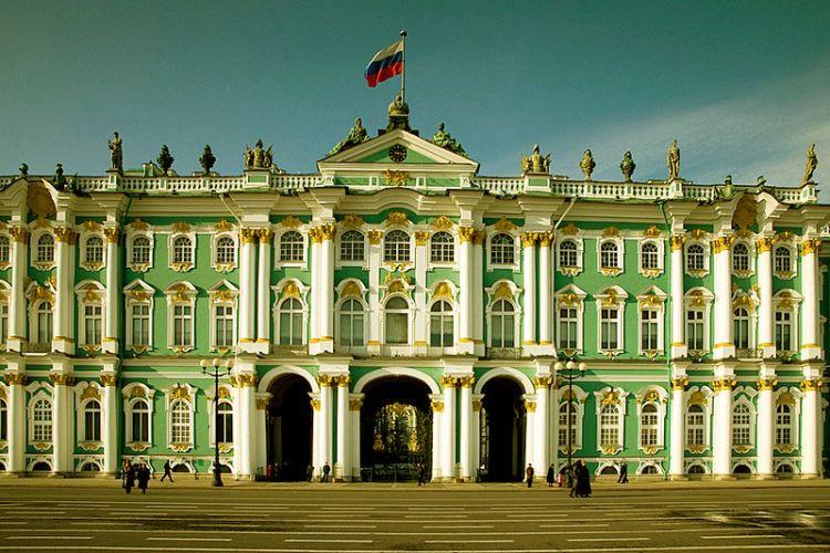 State Hermitage Museum  في سانت بطرسبرغ