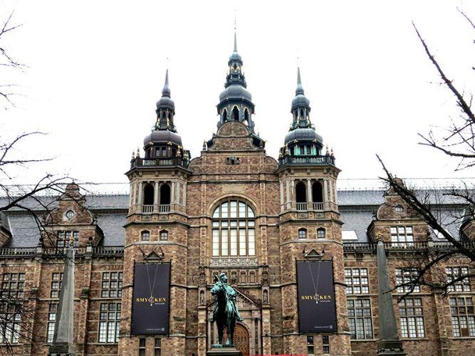 متحف نورديسكا - Nordiska museet في ستوكهولم