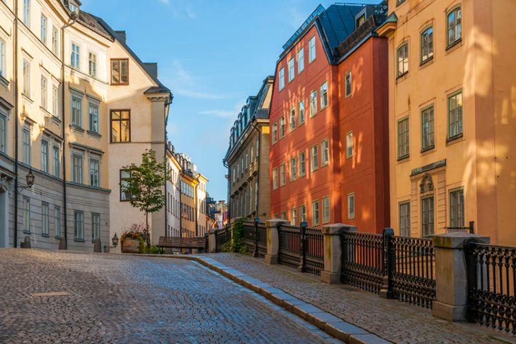 ستوكهولم البلدة القديمة - Stockholm Old Town