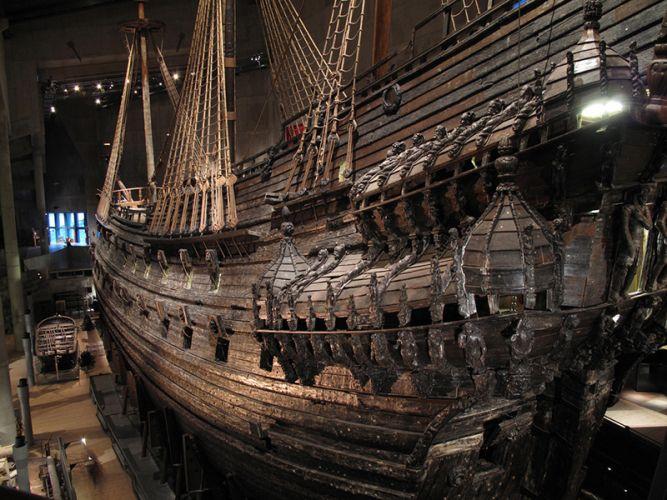 متحف فاسا Vasamuseet في ستوكهولم