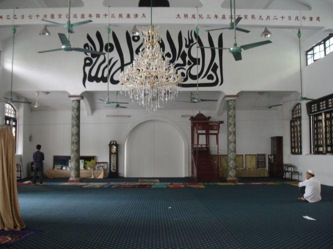 مسجد مقاطعة شنغهاي- الصين