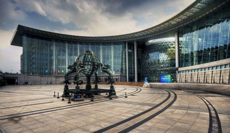 متحف العلوم والتكنولوجيا في شانغهاي - الصين
