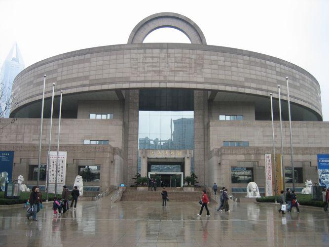 متحف شنغهاي التاريخي- الصين