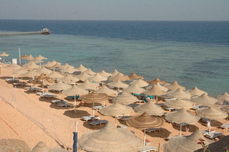 محمية نبق في شرم الشيخ - مصر