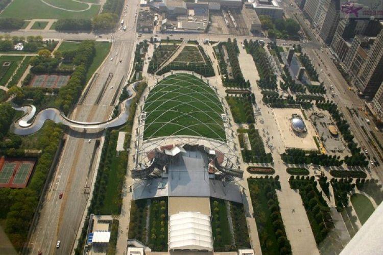 مركز شيكاغو اركيسنتر