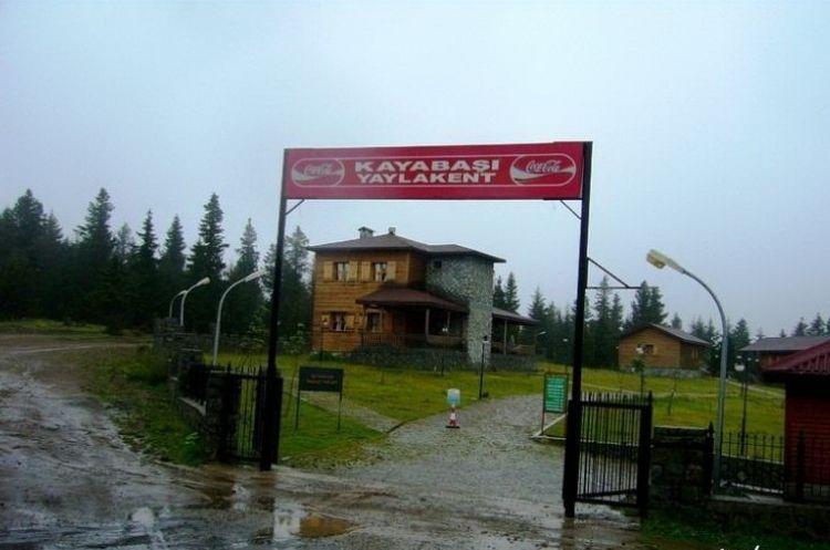منتجع كياباشي في طرابزون - تركيا