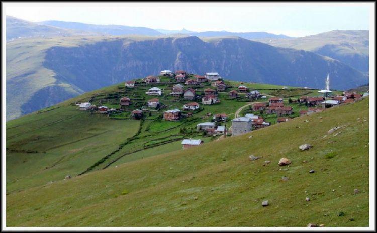 مرتفعات السلطان مراد في طرابزون - تركيا